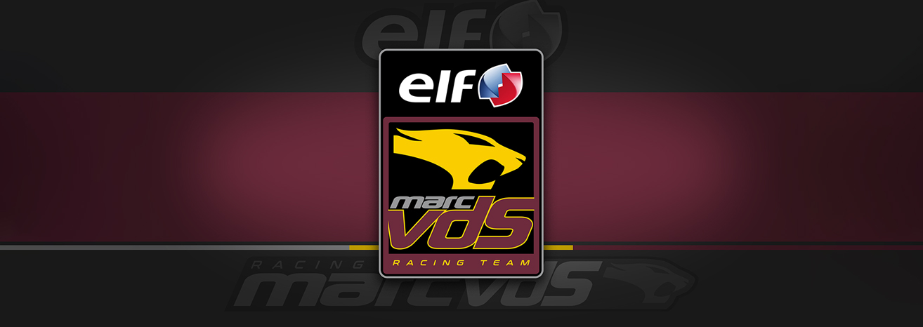 MARC VDS RACING TEAM AND ELF AGREE EXCITING NEW TITLE SPONSORSHIP DEAL