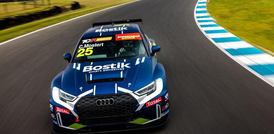 TOTAL RACES ON WITH TCR AUSTRALIA IN 2021
